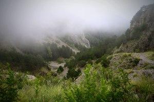Reizen Montenegro - bijna boven op de Ladder van Kotor
