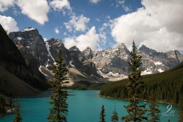 Canada Moraine Lake
