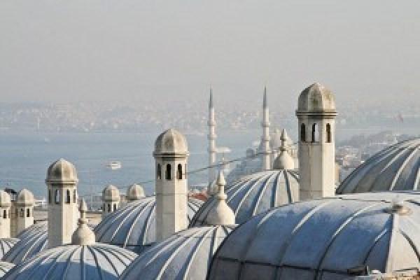 turkey view