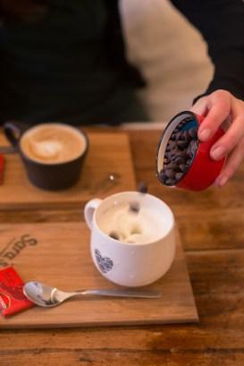 Koffie Leuven - Sara