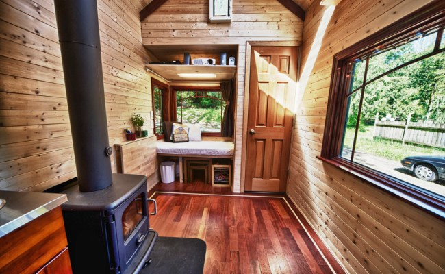 Simpler Living The Tiny House Movement Wanderer S Blues