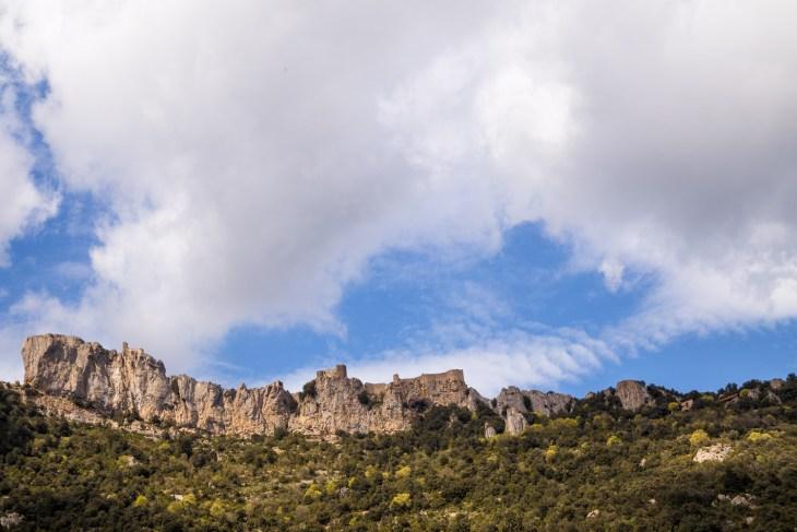 Carcassonne - Peyrepertuse