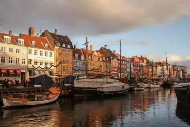 Stadswandeling Kopenhagen - Nyhavn