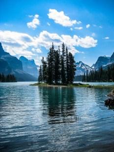 Canada - Eenvoudige hikes - Spirit Island-3