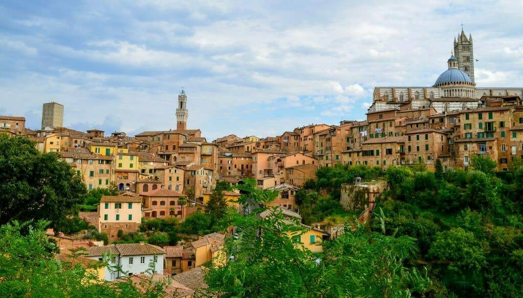Siena, Italy Destinations