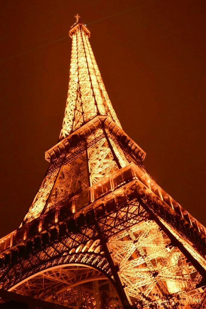 Eiffel Tower, France inspiration