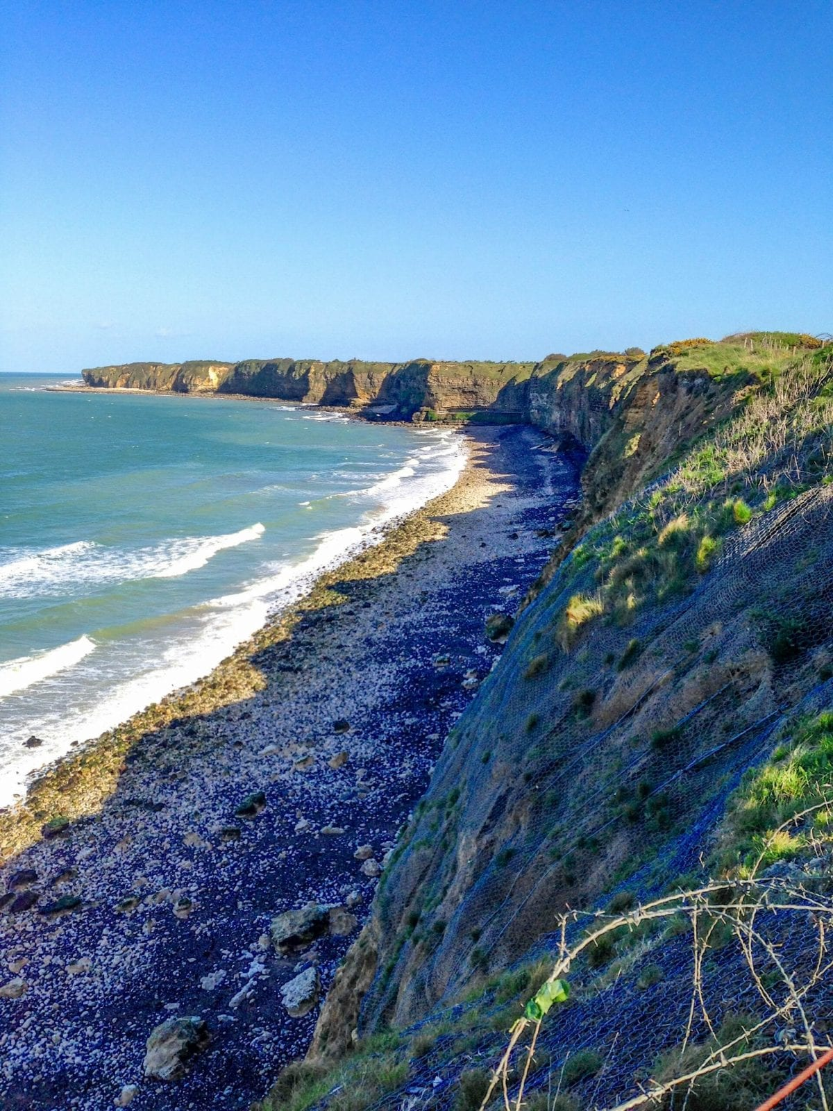 Normandy D-day beaches