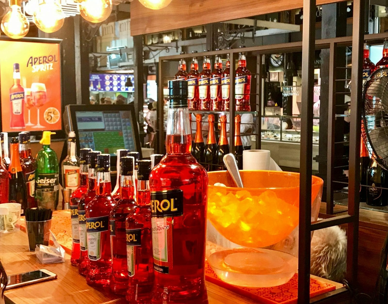 Aperol in France Dining Abroad