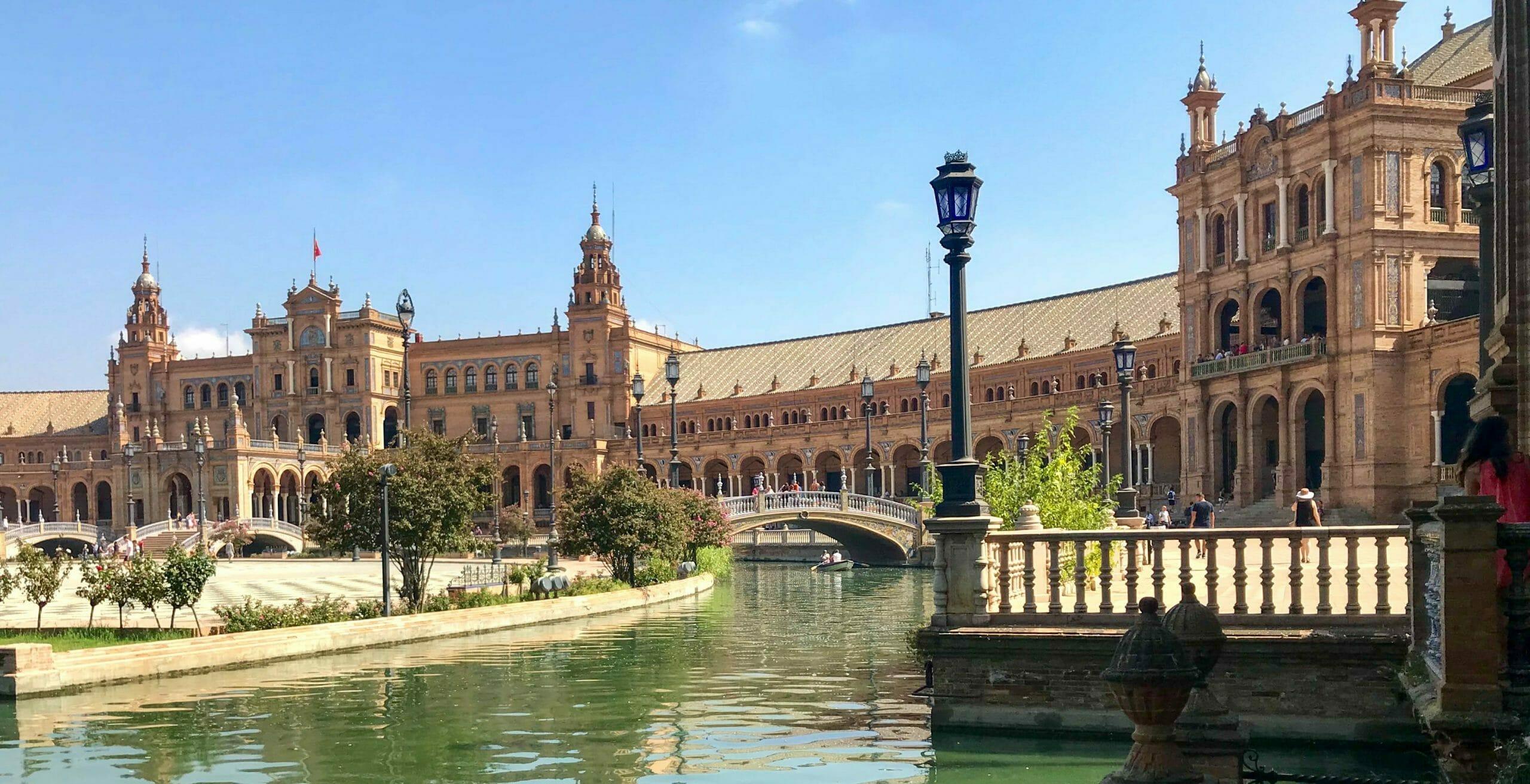 Destinations Seville Spain