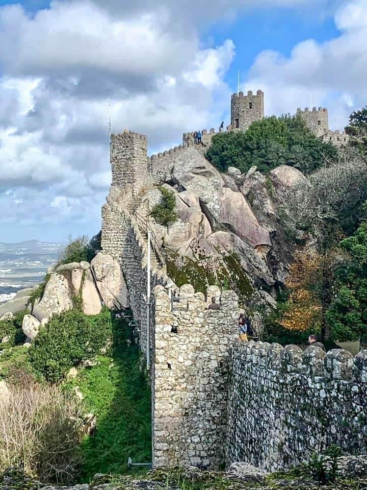 Moor Castle Portugal Adventures