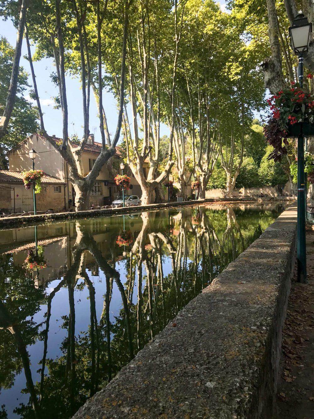 Wandering in Cucuron, France