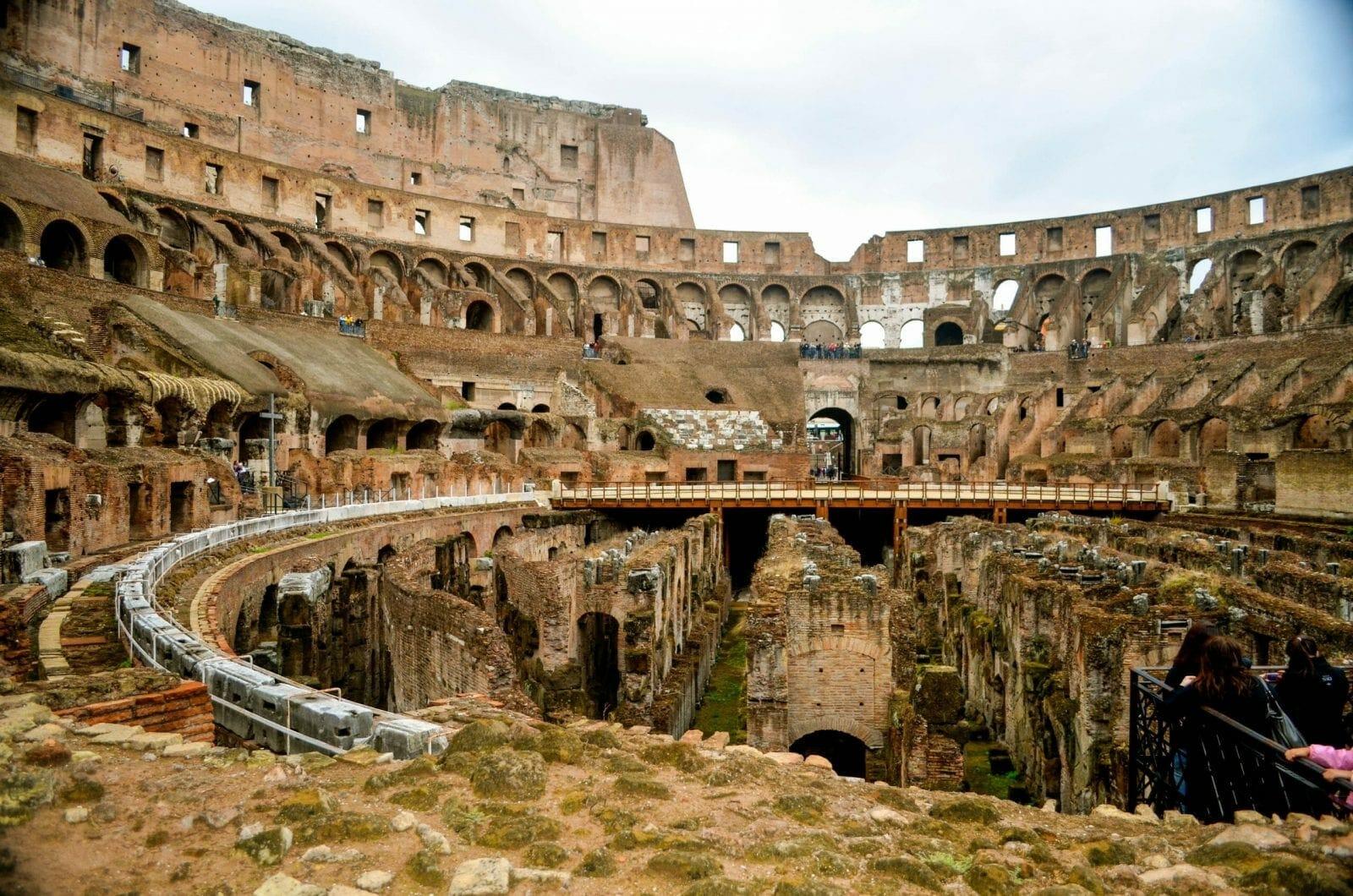 Rome Coliseum, Italy