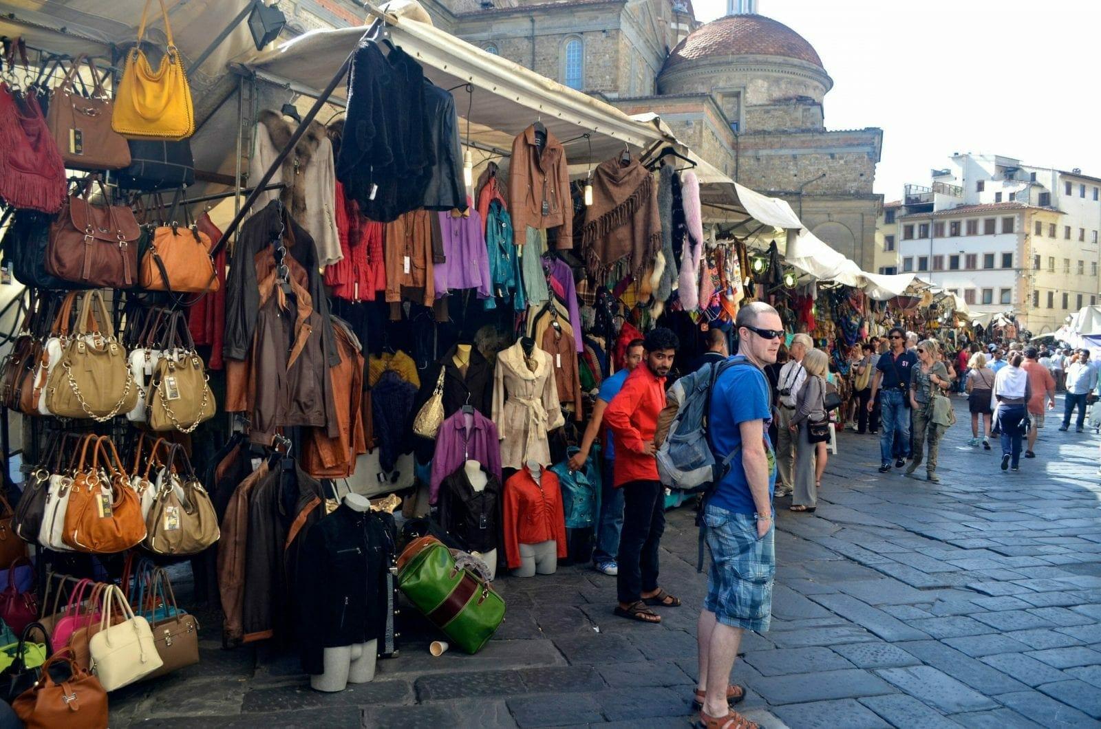 Florence Market, Italy