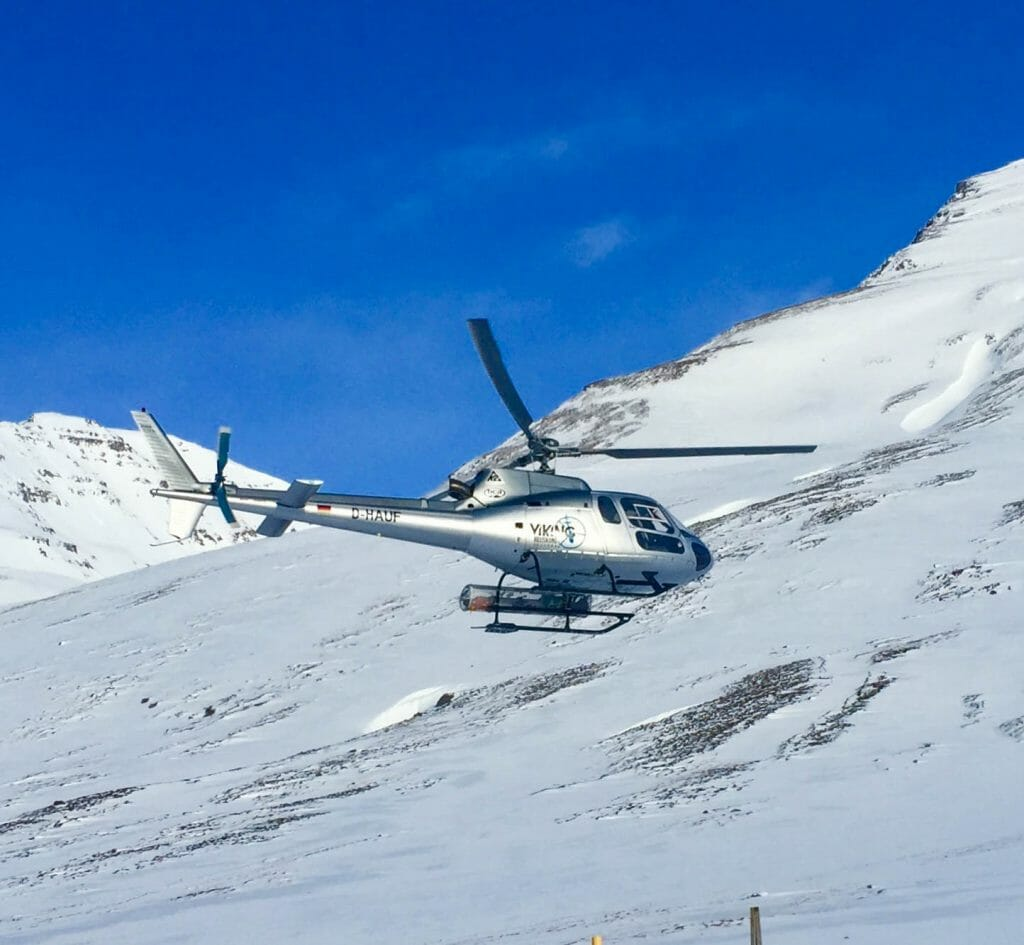 Iceland Helicopter
