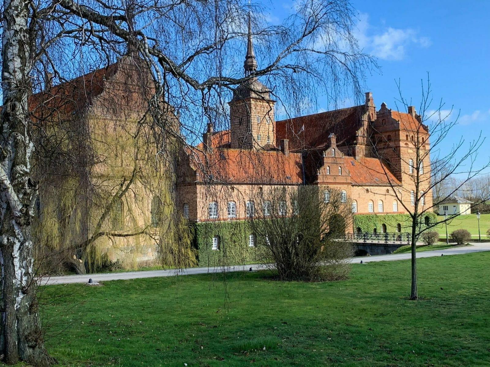Holckenhaven Castle, Denmark