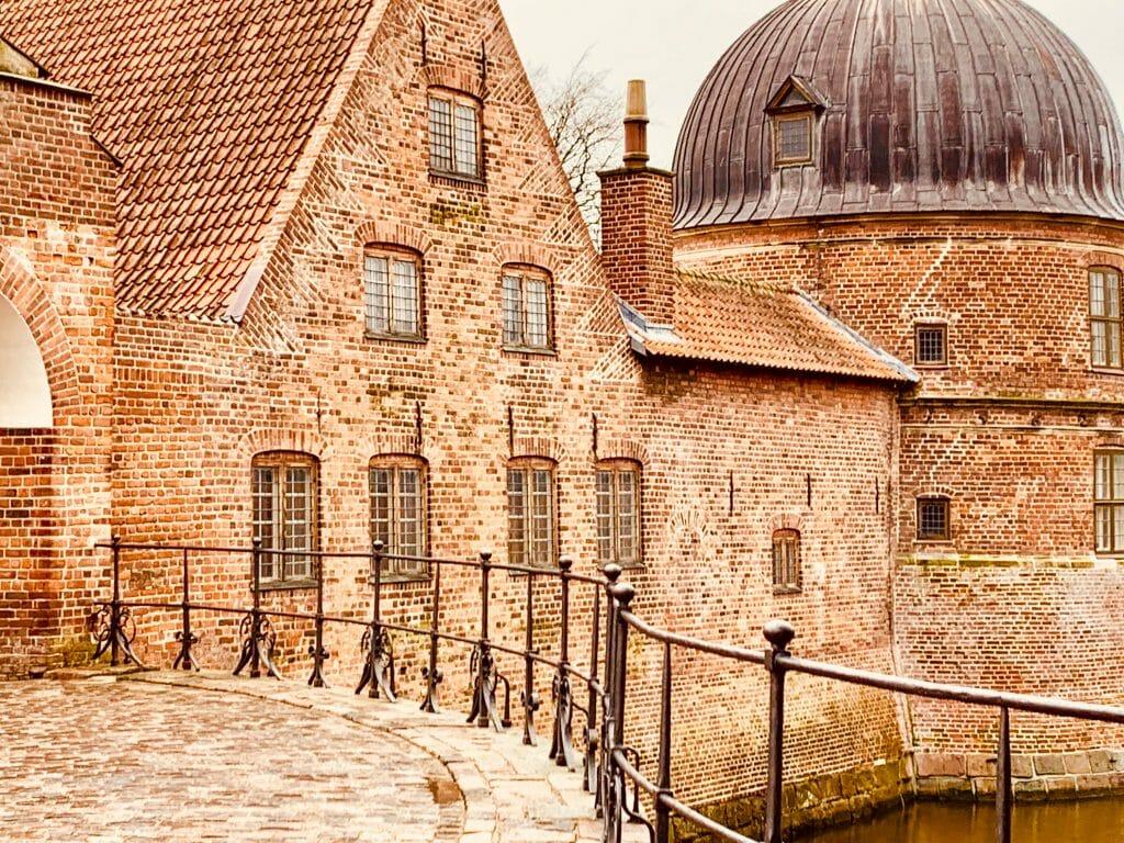 Kronburg Castle Denmark