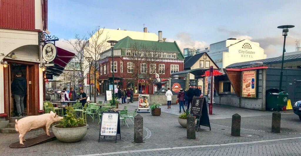 Reykavik Iceland Inspiration