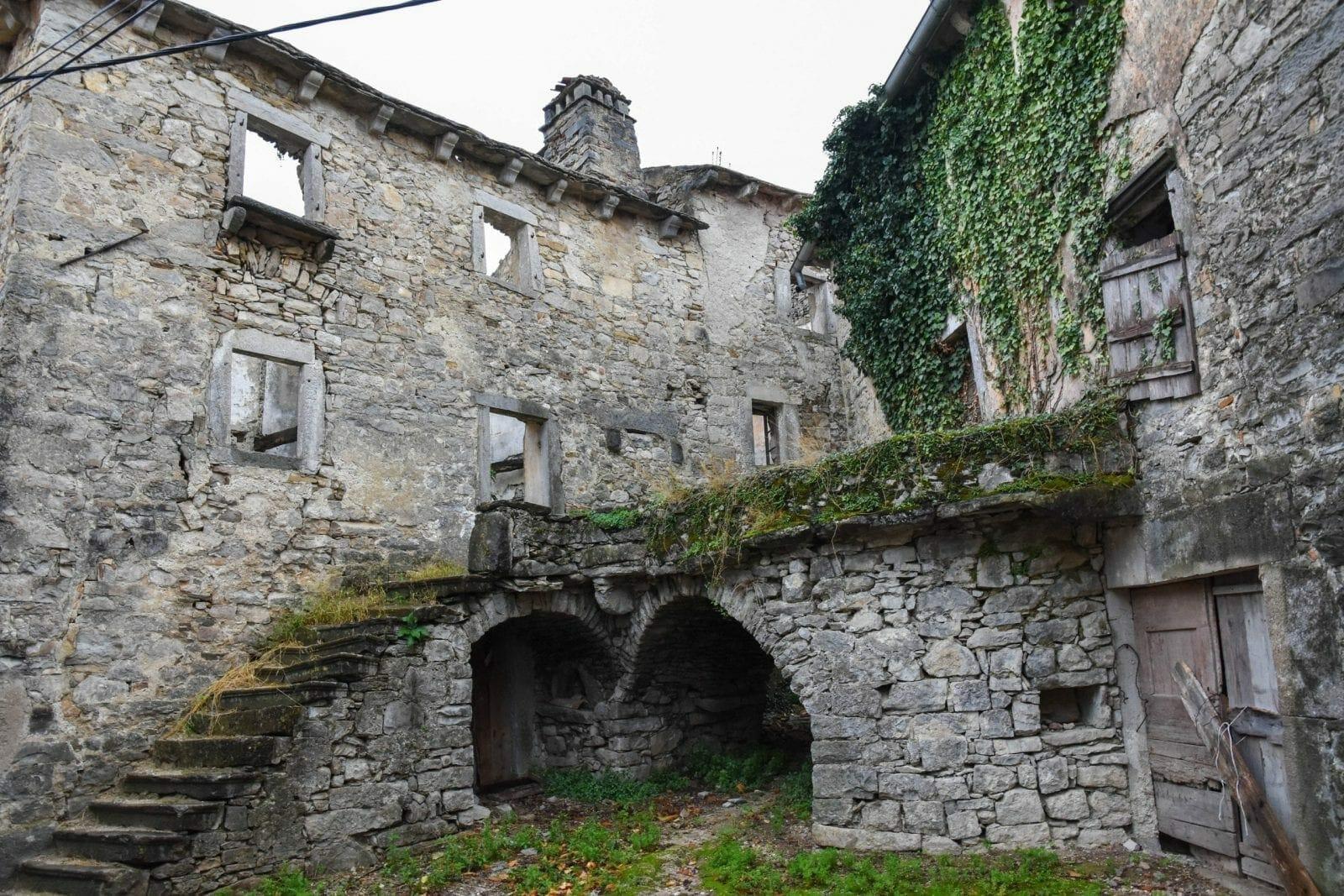 Boljun Village