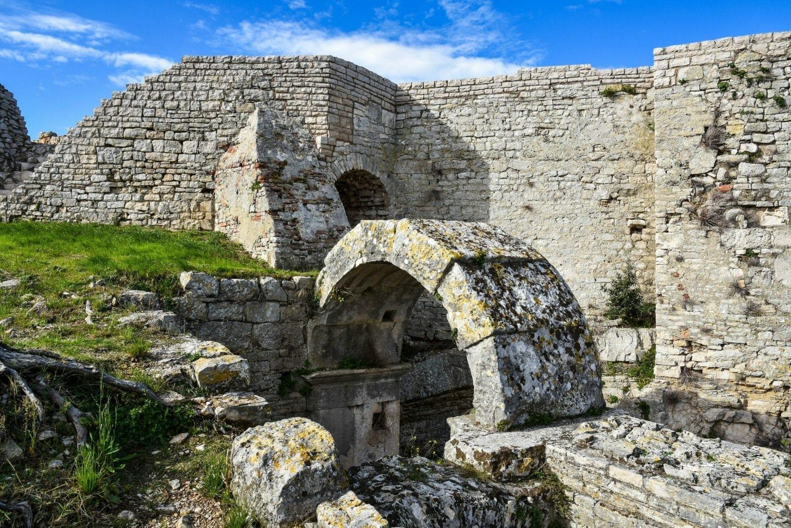 Roman Theater Pula