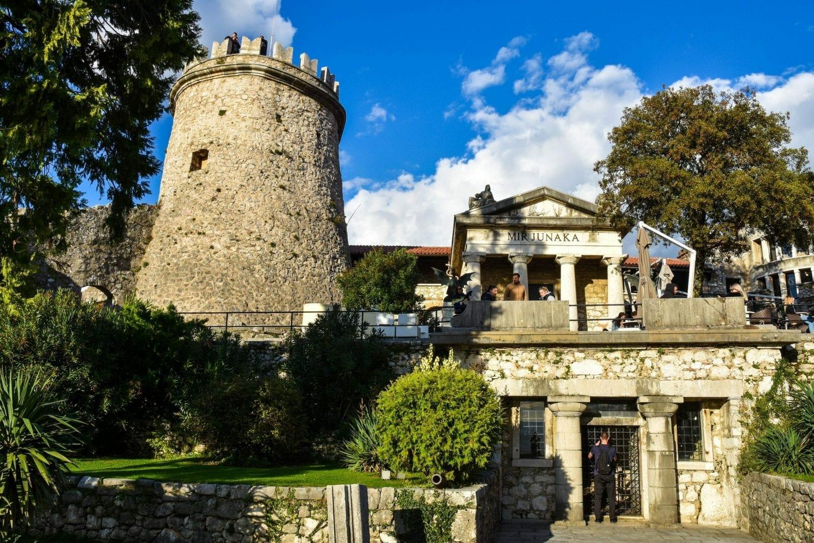 Rijeka Trsat Castle