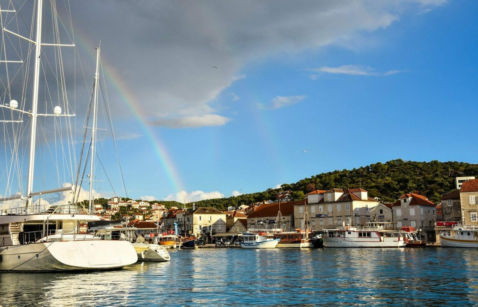 Trogir Rainbow