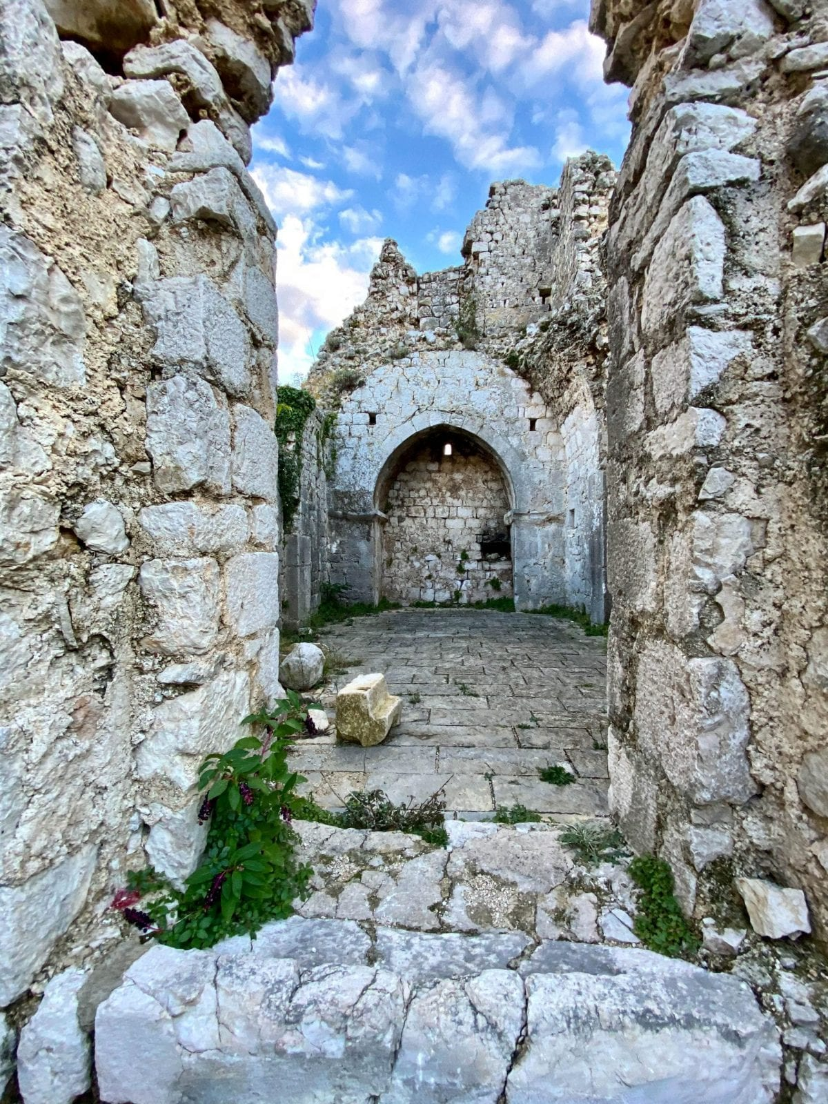 Vrana Castle