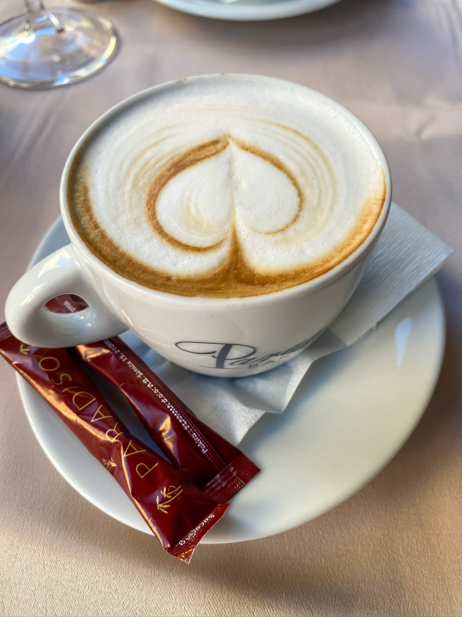Cappuccino Dining Abroad