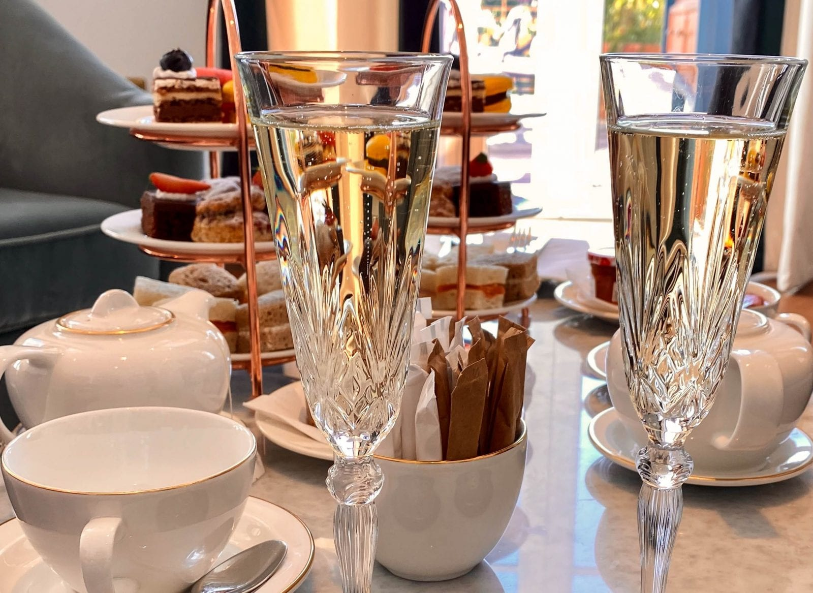 High Tea Imperial Hilton Dubrovnik