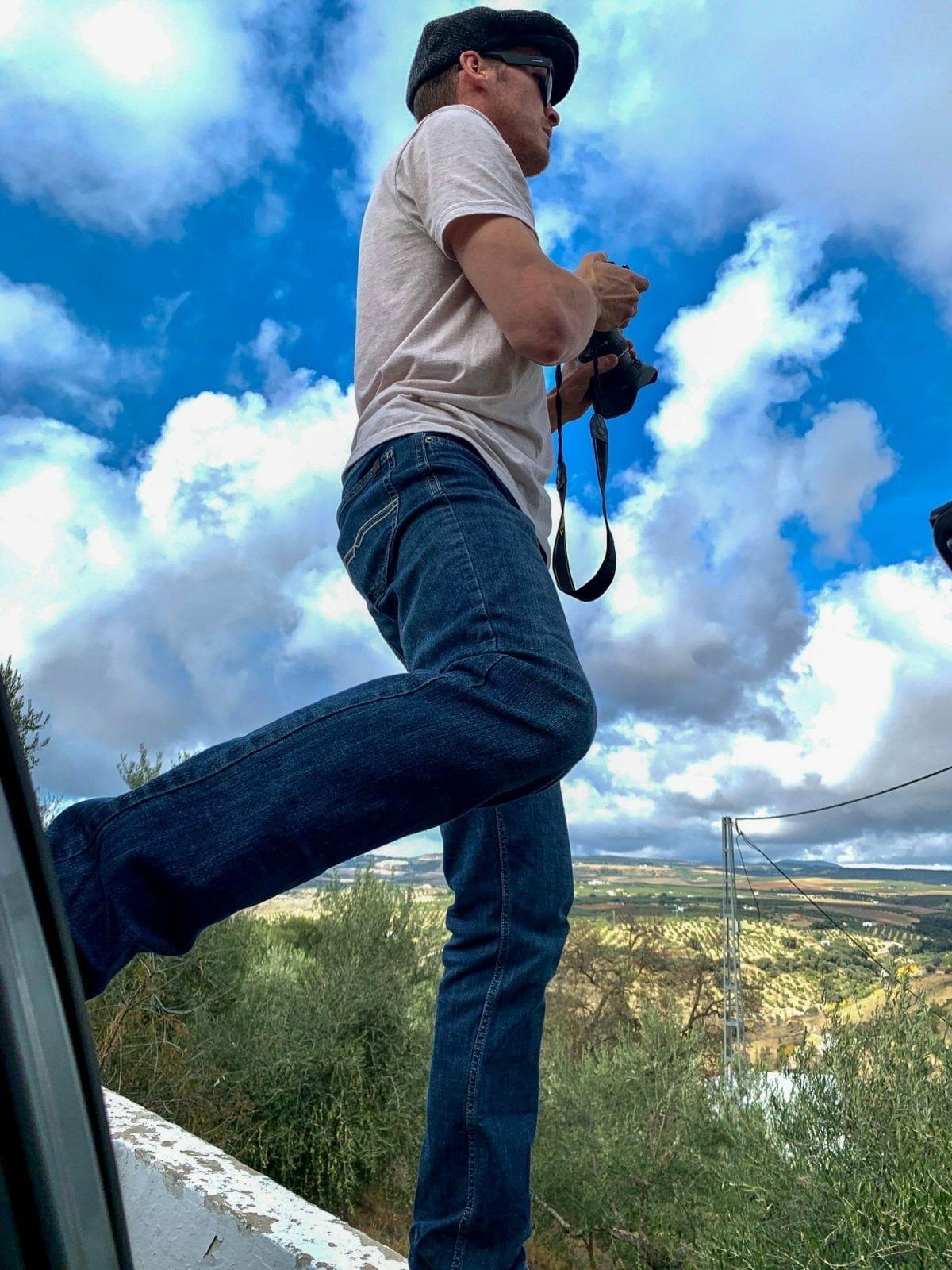 Ryan in Spain