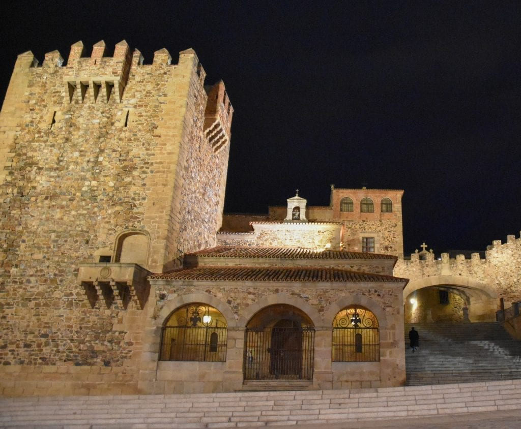 Caceres Spain
