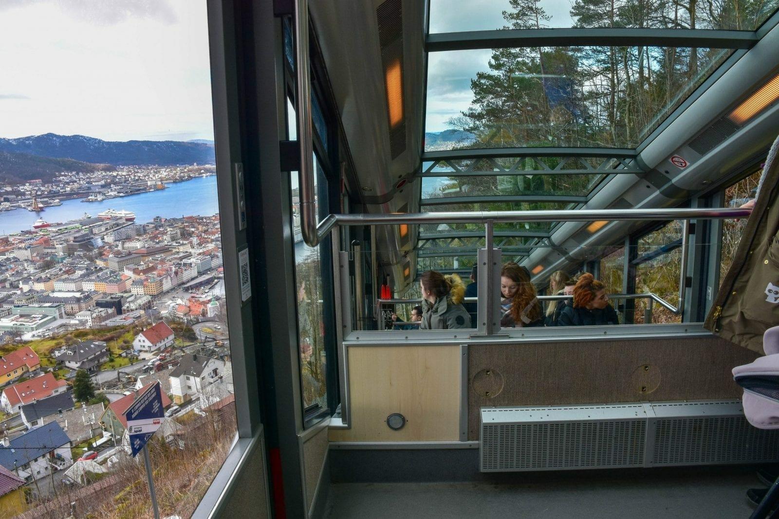 Bergen Funicular