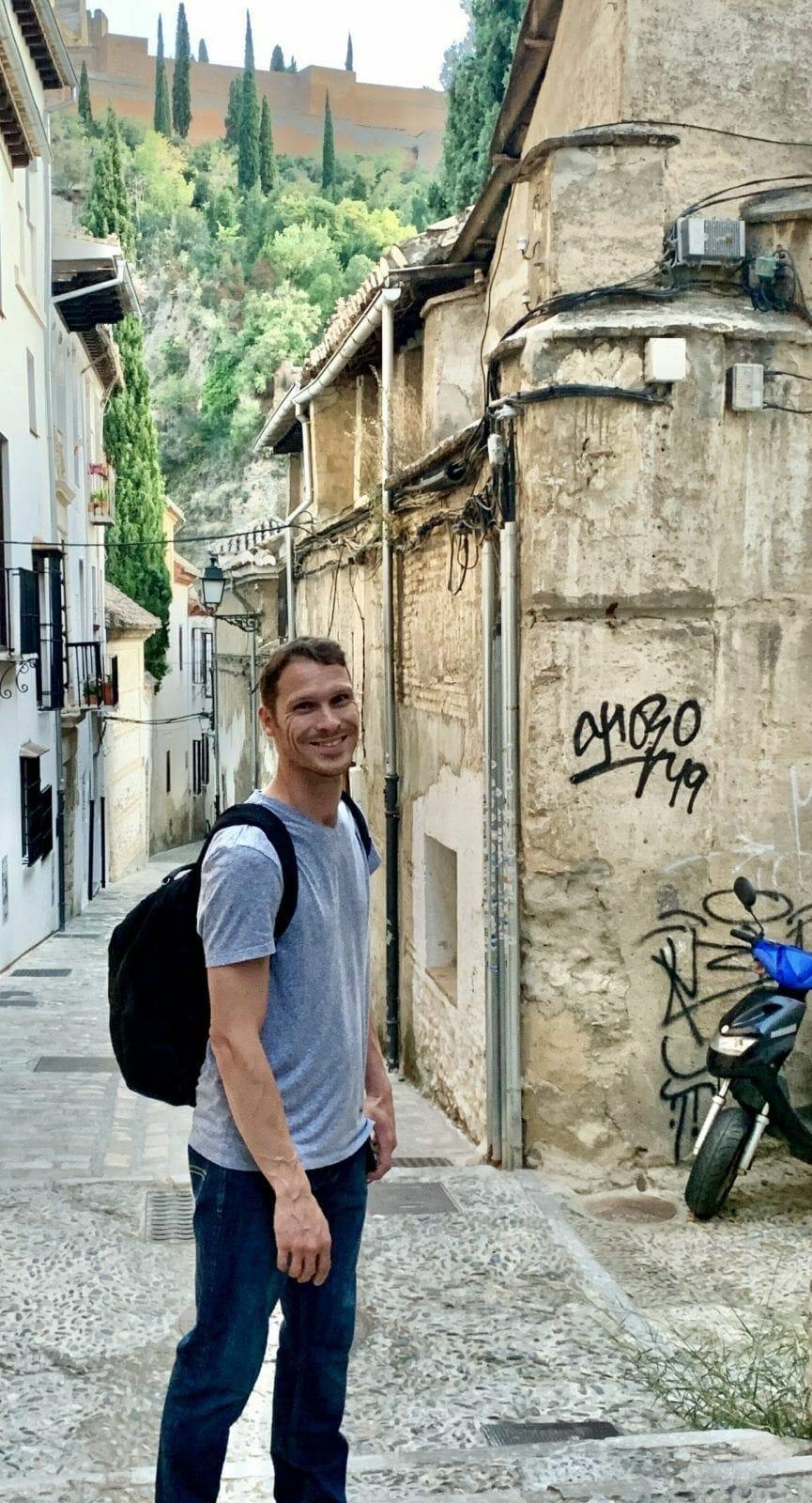 Ryan in Portugal