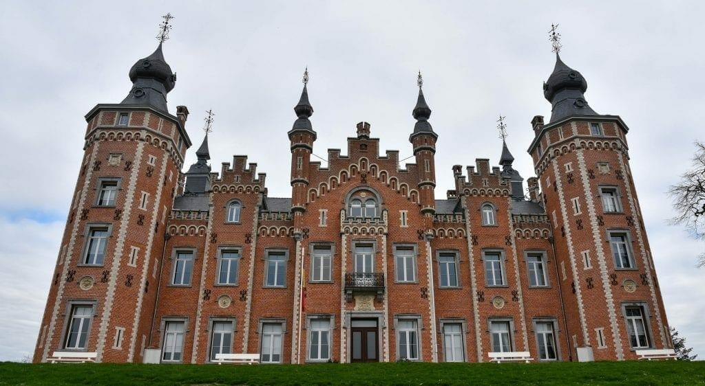 De Viron Castle, Dilbeek