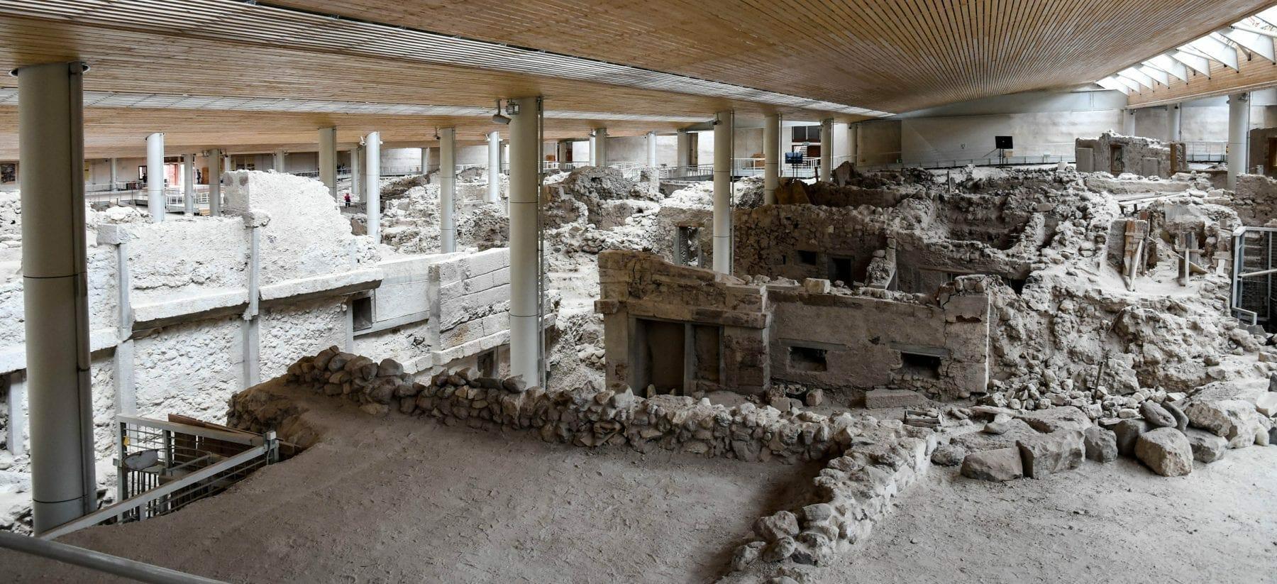 Prehistoric Akrotiri