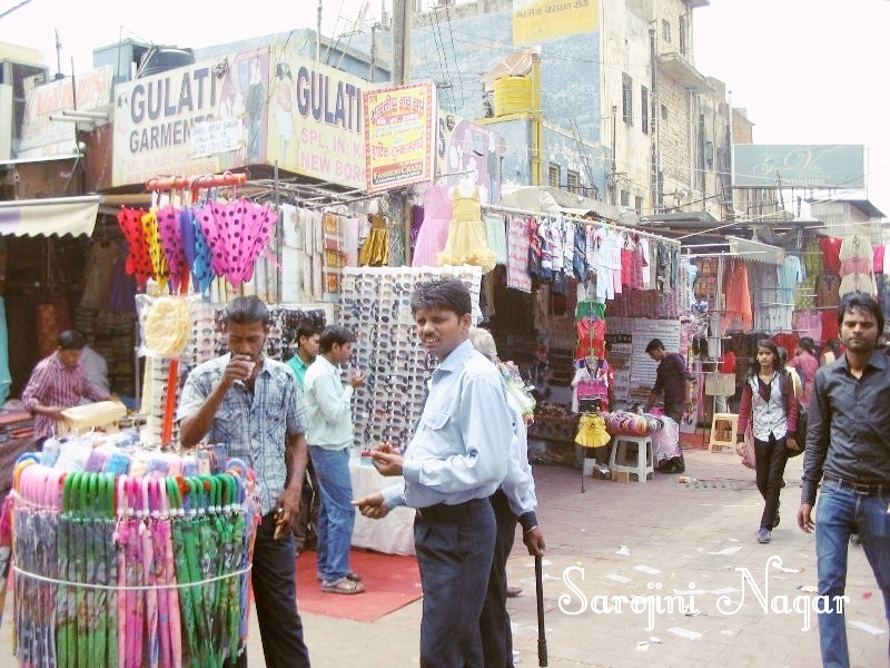 shopping markets in Delhi