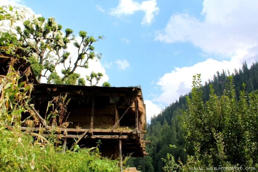 Kheerganga, Himachal