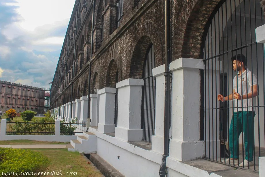 Cellular Jail in Andaman and Nicobar