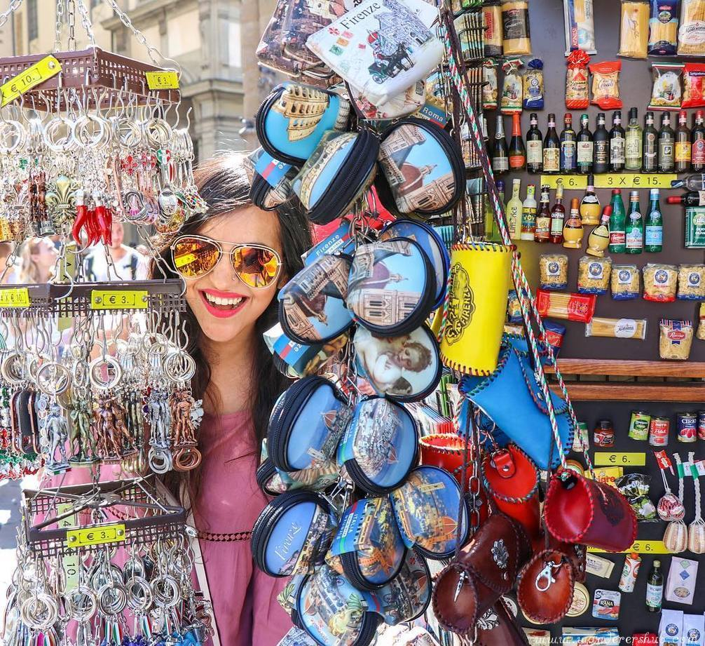 shopping in florence- best things to do in Florence Italy