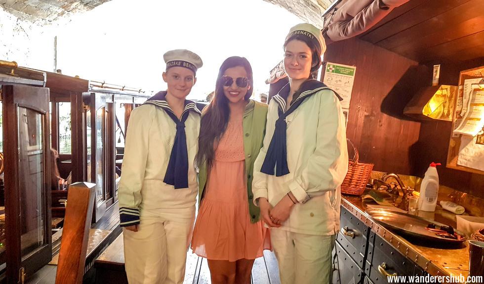 best boat trip in Prague
