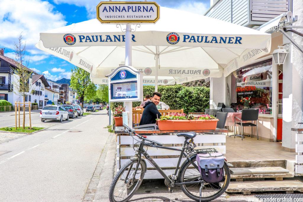 Lunch Neuschwanstein Castle