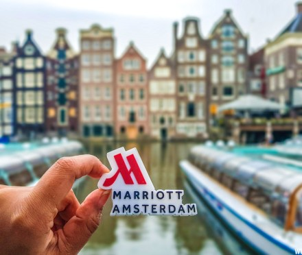 Marriott Amsterdam Sightseeing