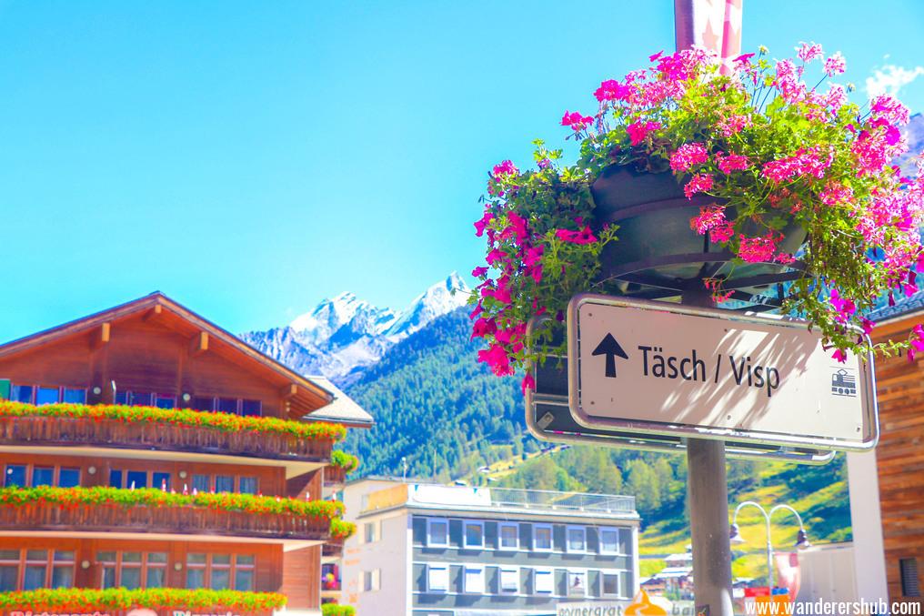 Tasch station