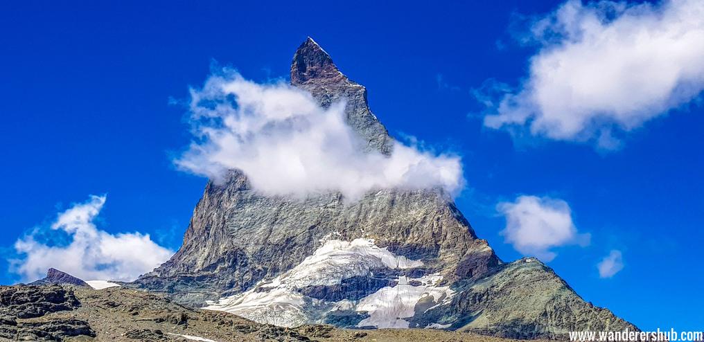 the Matterhorn Zermatt