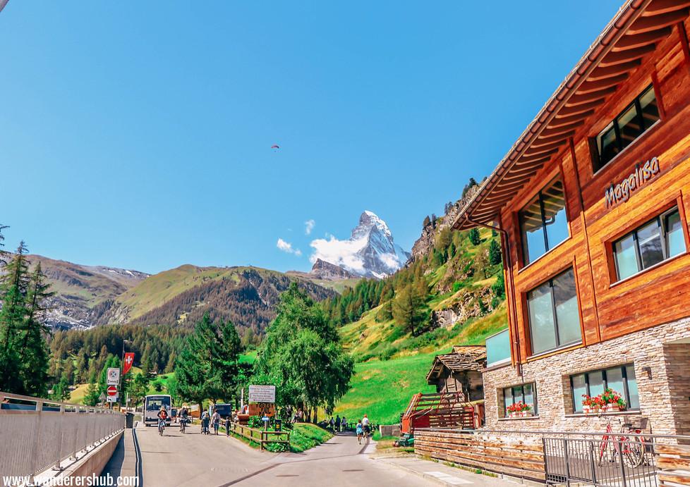 Things to do in Zermatt Switzerland