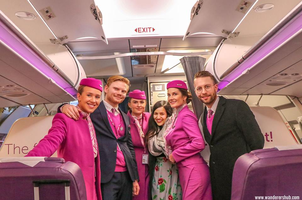 WOW Air flight review