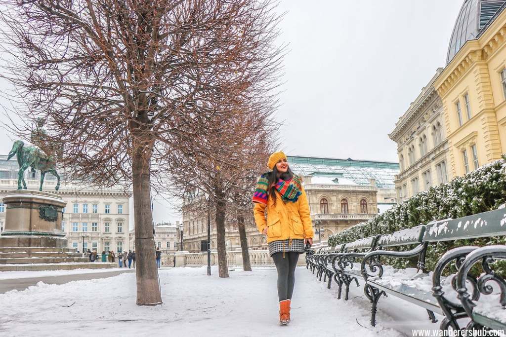 what to wear for winters in vienna