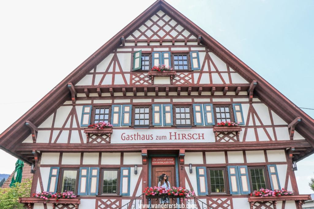 7 days in Germany itinerary