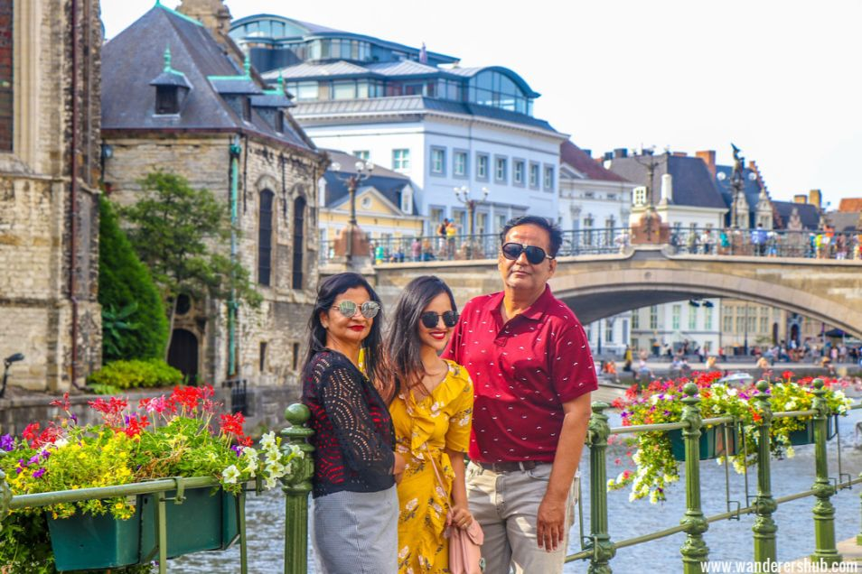 what to see in Ghent Belgium