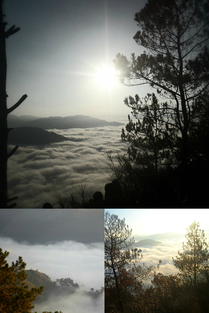 sagada kiltepan sea of clouds