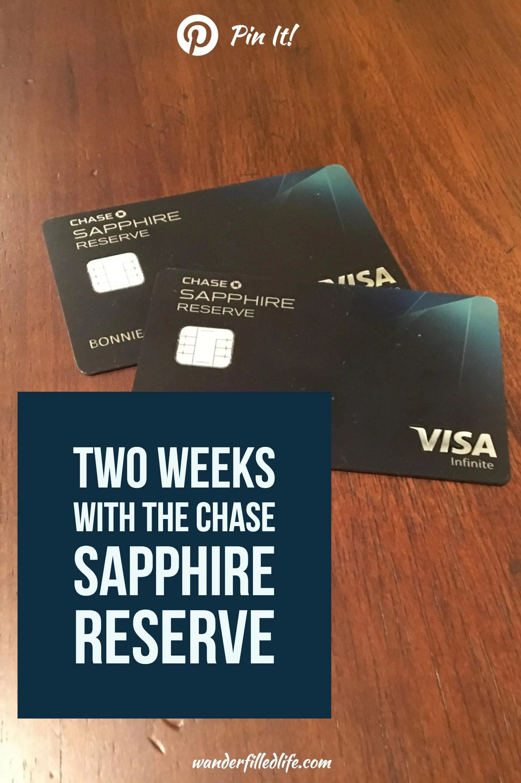 Two weeks with the chase sapphire reserve reviewing the chase sapphire reserve card with its impressive signup bonus and perks and magicingreecefo Image collections